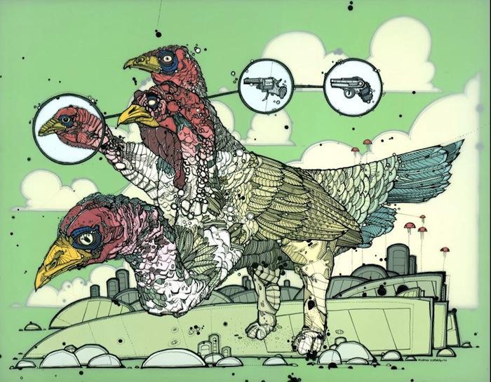 Николя Ди Женова: Lesser Turkey Hydra