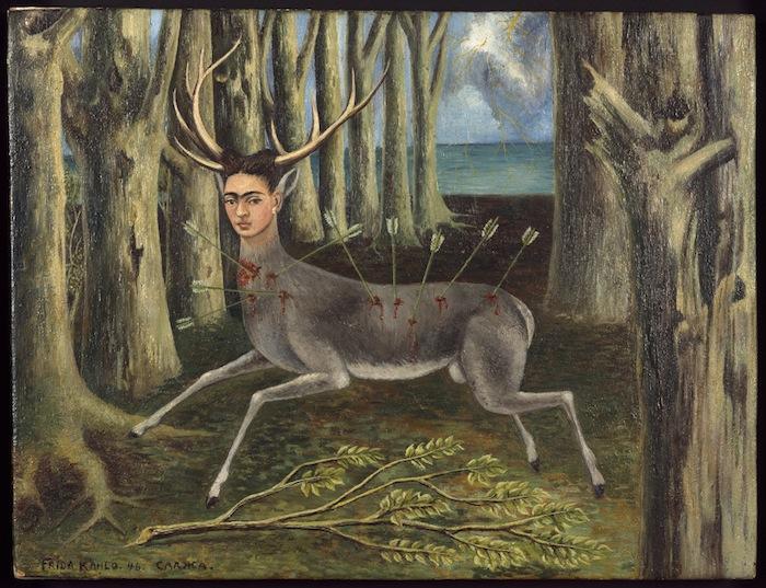 Frida Kahlo, La venadita (маленький олень), 1946