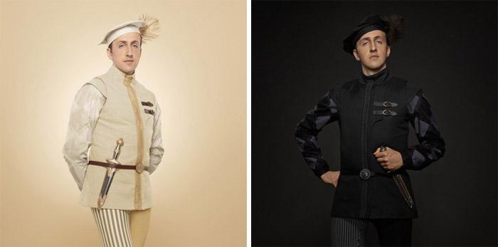 «Шахматные портреты»: пешка