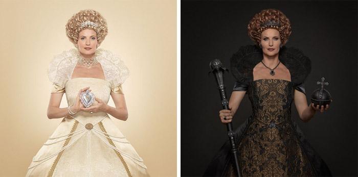 «Шахматные портреты»: королева (ферзь)