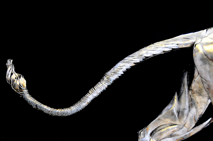 «Аслан»: хвост