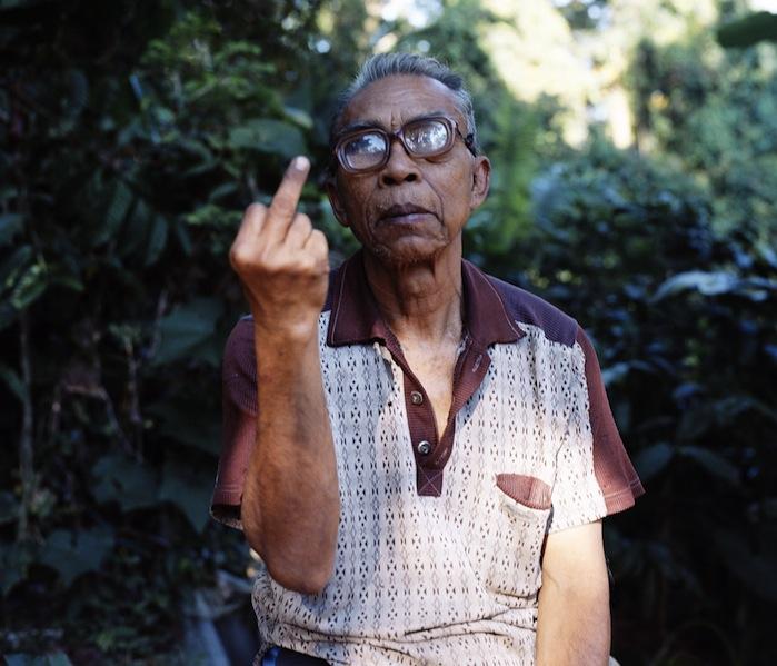 «Fucking Tourist» Николаса Демерсмана (Nicolas Demeersman). Бали, 2009