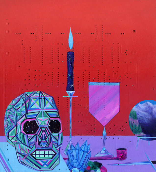 Leo Eguiarte. «Vanitas Still Life».
