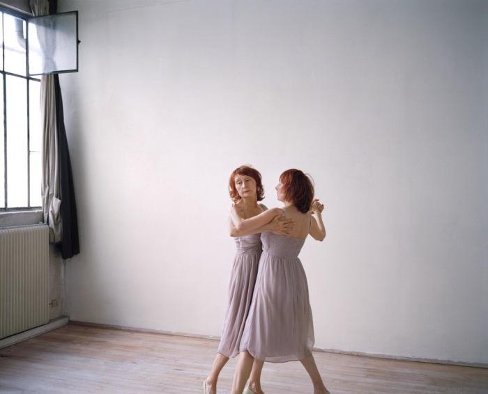 Близнецы Monette и Mady Malroux