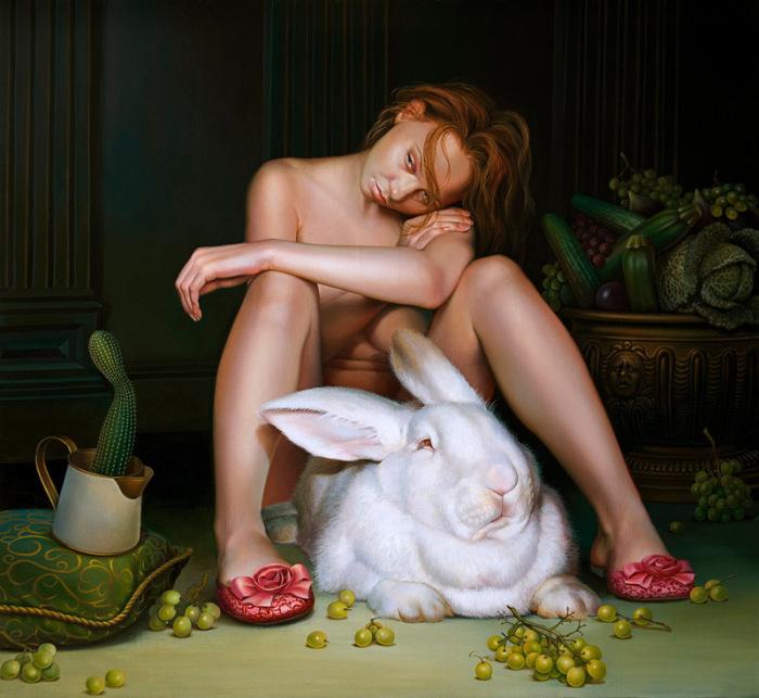 Старая привычка (Old Habit by Lilia Mazurkevich)
