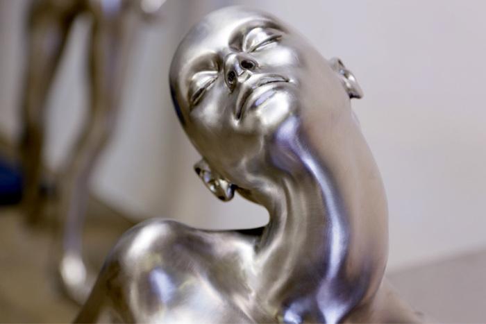Сюрреалистические скульптуры Роджера Рейтманна (Roger Reutimann)