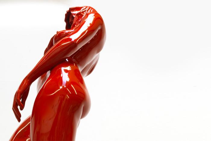 «Смерть Венеры» - скульптура человеческого роста