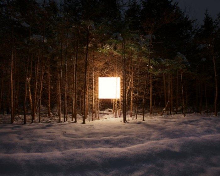 Завораживающие ночные пейзажи, автор - Benoit Paille