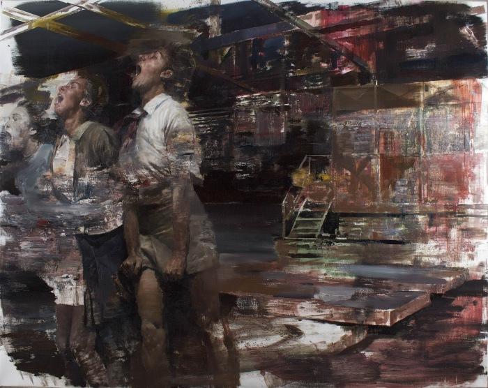 Живопись - выражение моего собственного безумия (Dan Voinea)