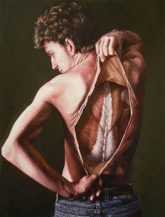 В будущем, я бы хотел создать хирургические иллюстрации (Дэнни Куирк)