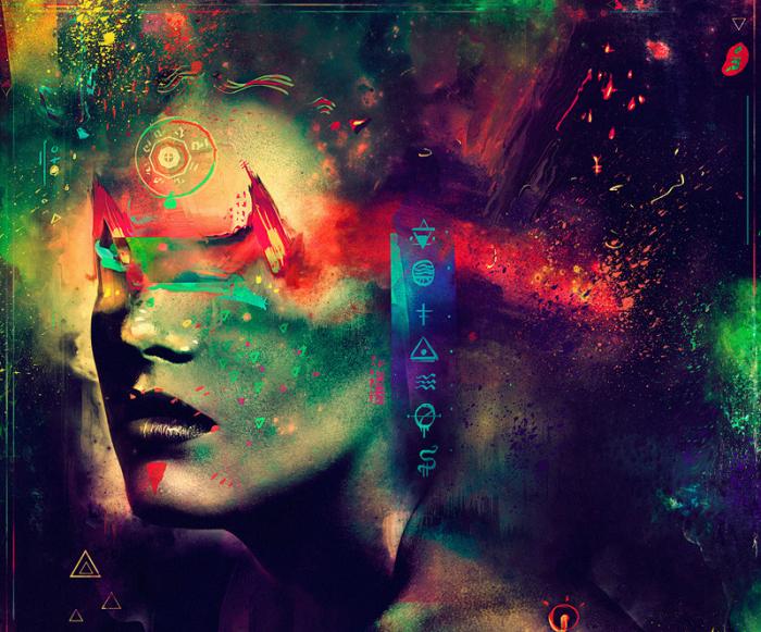Кислотные фантазии, автор - Diego L. Rodriguez