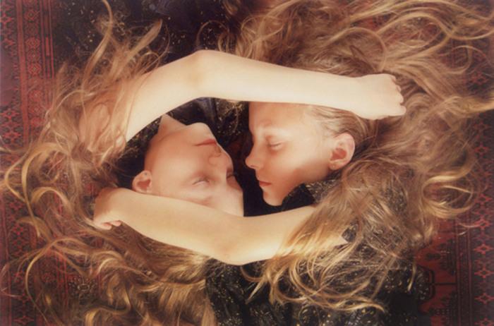 Сказочные близнецы Erna и Hrefna