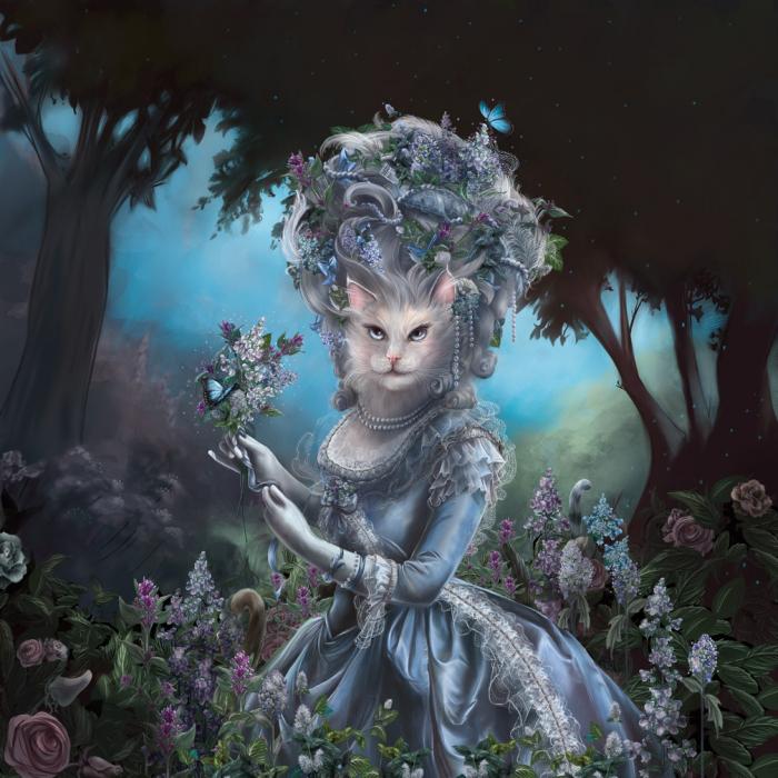Мария-Антуанетта - Marie-Antoinette, автор  Christina Hess