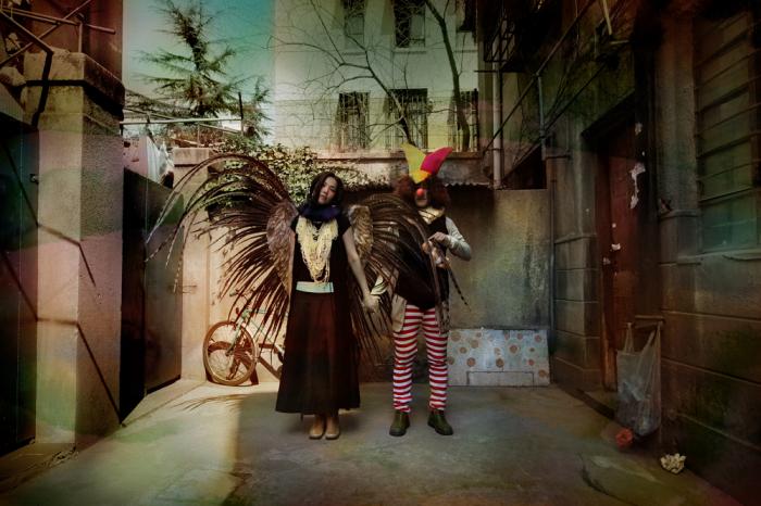 «Мой цирк», автор - Maleonn
