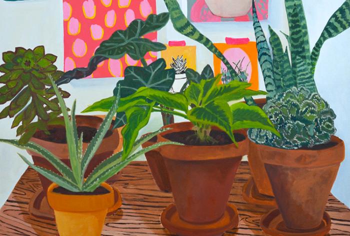 Красочные работы от художницы Анны Вальдес (Anna Valdez).