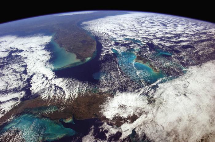 Участок Земли от Гаваны до Вашингтона.