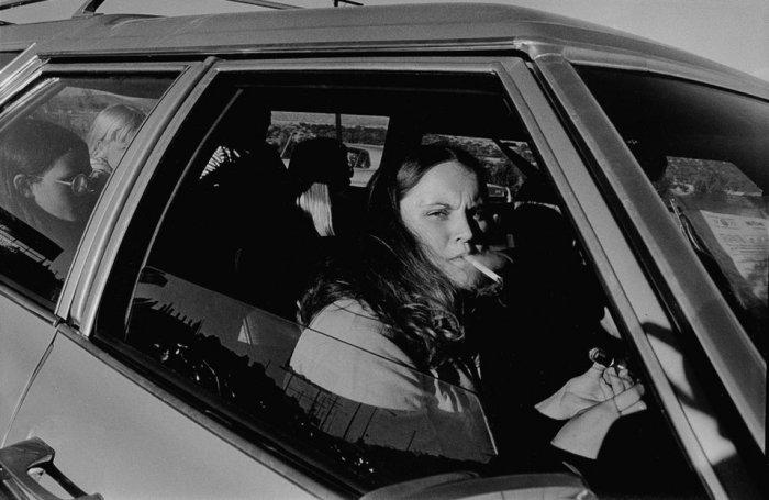 Черно-белые фотографии Майка Мэндела (Mike Mandel).