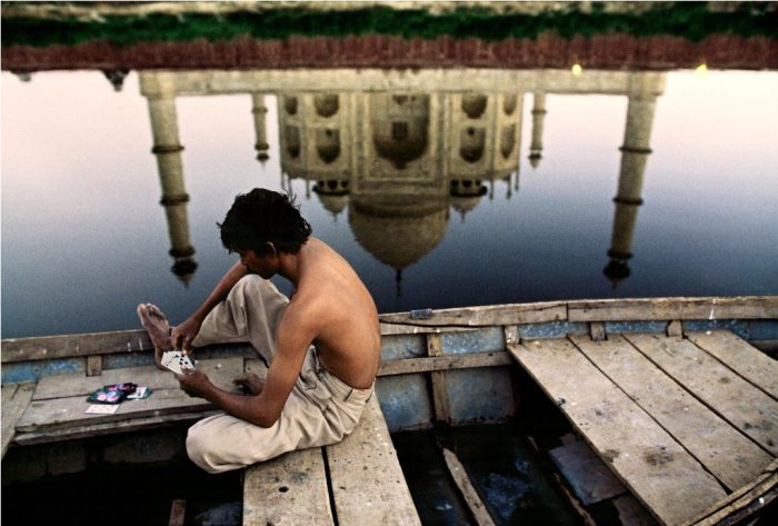 Жизнь простых индийцев в фото-проекте Стива Мак-Карри (Steve McCurry).