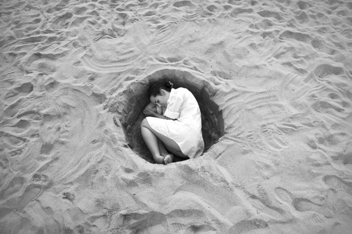 Чувственные работы испанского фотографа.