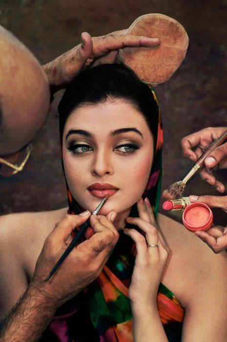Далекая и загадочная Индия в фото-проекте Стива Мак-Карри (Steve McCurry).