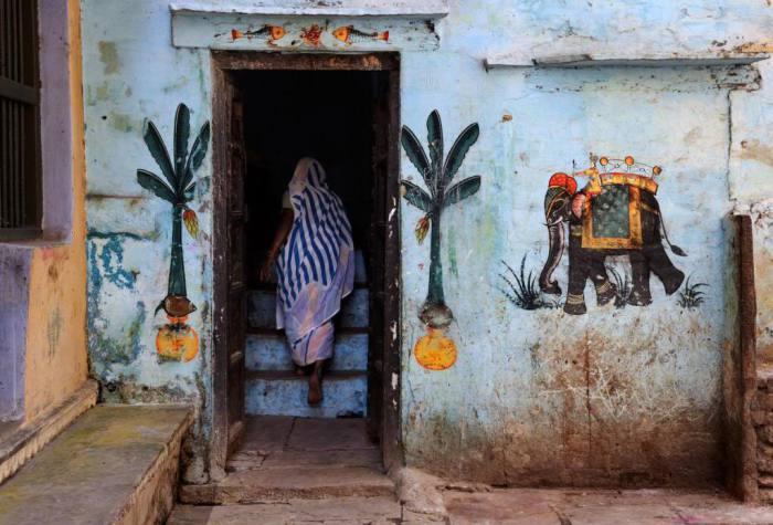 Повседневная жизнь Индии глазами Стива Мак-Карри (Steve McCurry).
