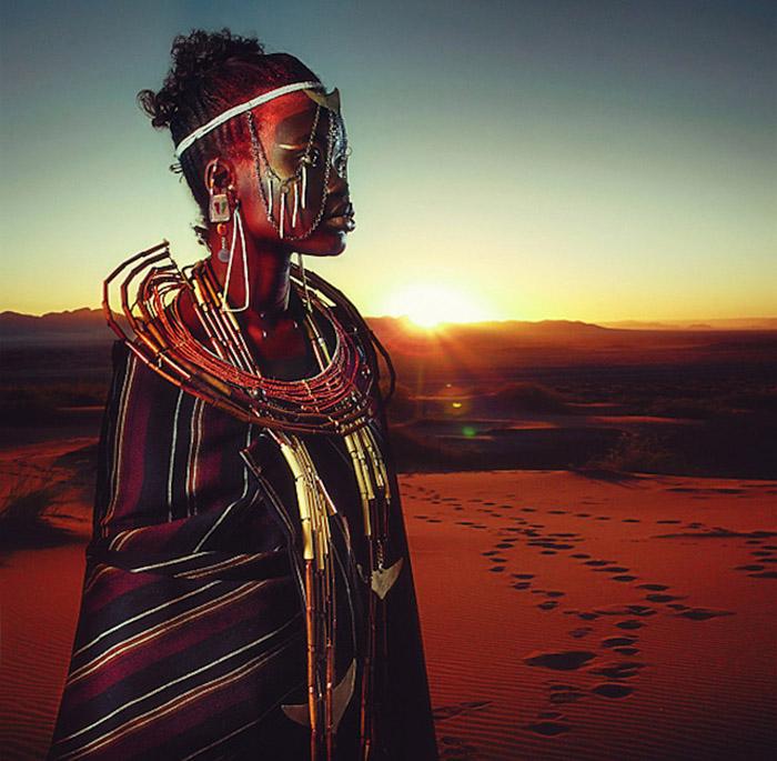 Фотографии жителей племени Масаи от Ли Хауэлла (Lee Howell).