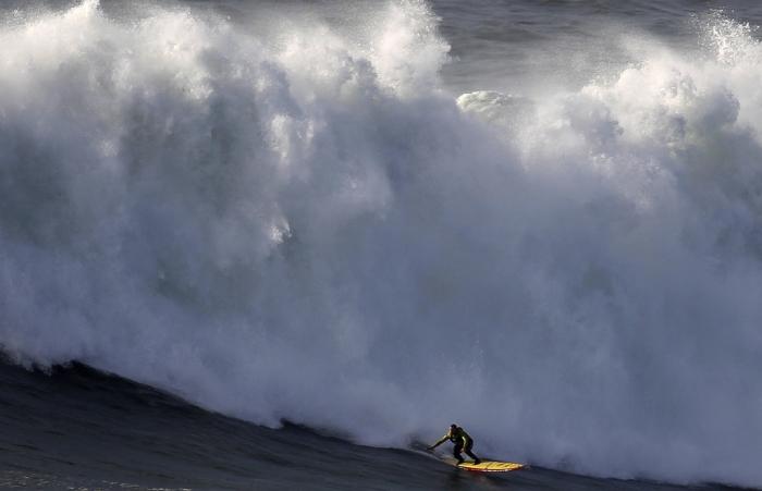 Фотографии бушующего океана от Рафаэля Марчанте (Rafael Marchante).