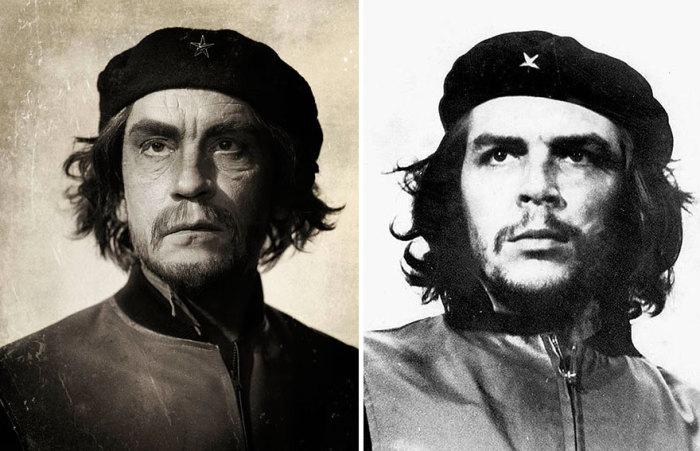 Сандро Миллер, Альберто Корда / Че Гевара (1960 год), 2014 год.