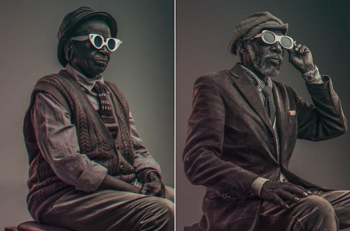 Коллекция портретов от Osborne Macharia.