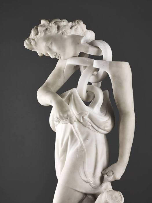 Неожиданная трактовка классических скульптур от Джонатана Оуэна (Jonathan Owen).