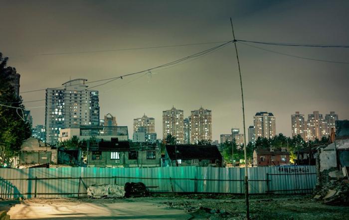 Удивительные снимки городских пейзажей от Николаса Джандрейна (Nicolas Jandrain).