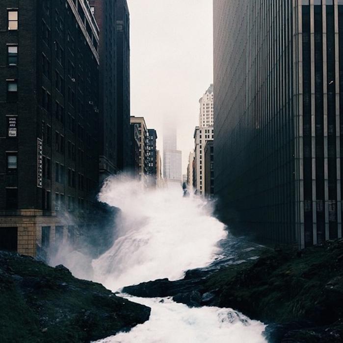 Впечатляющие сюрреалистические работы фотографа Swopes.