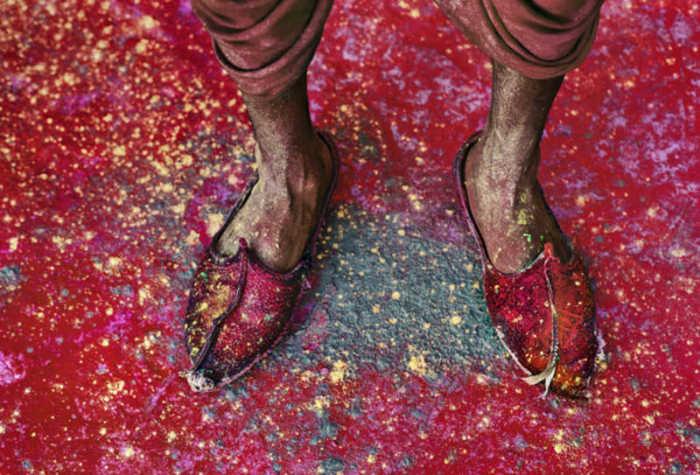 Красочные снимки от Стива Мак-Карри (Steve McCurry).