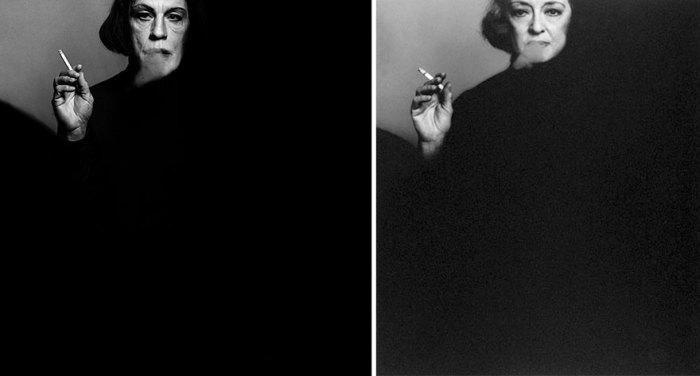 Сандро Миллер, Victor Skrebneski / Бетт Дэвис (1971 год), Лос-Анджелес, 2014 год.