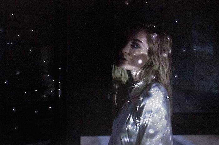 Коллекция портретов под названием Звездная пыль от Молли Строл (Molly Strohl).