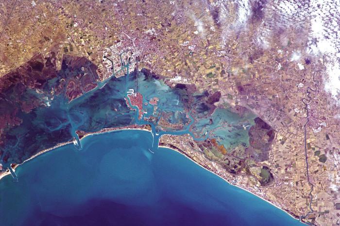 Венеция, северо-восточная Италия.