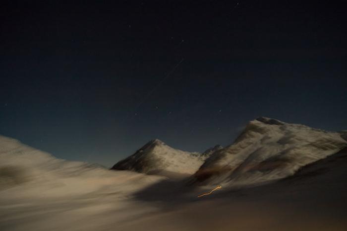 Потрясающие ночные пейзажи от Рольфа Сакса (Rolf Sachs).