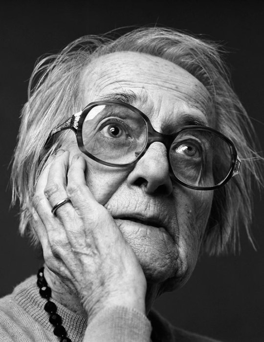 Трогательные фотоснимки пожилых людей от Alex Ten Napel.