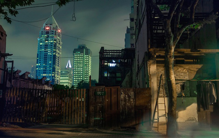 Противоречивый Шанхай в фото-проекте Николаса Джандрейна (Nicolas Jandrain).