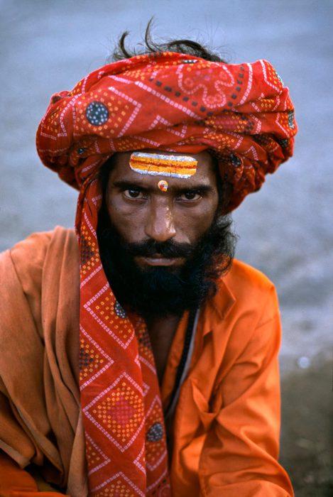 Удивительные снимки загадочной Индии от культового американского фотографа.