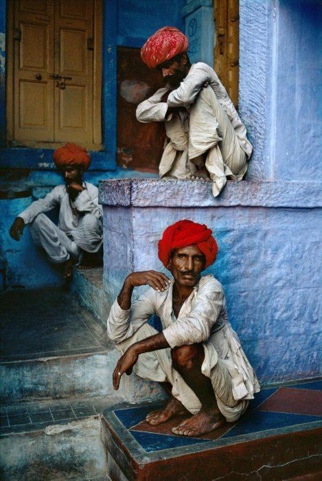 Жизнь Индии в уникальном фото-проекте от Стива Мак-Карри (Steve McCurry).