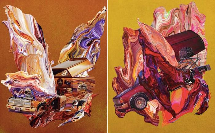 Сюрреалистическая живопись от Майка Парилло (Artist Mike Parillo).