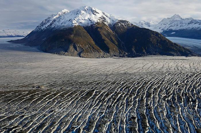 Величественные северные пейзажи в работах Боба Стронга (Bob Strong).