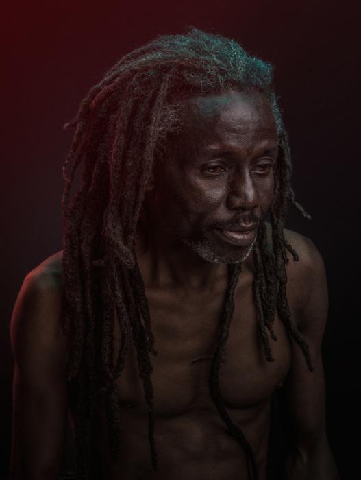 Проницательные портреты от Osborne Macharia.