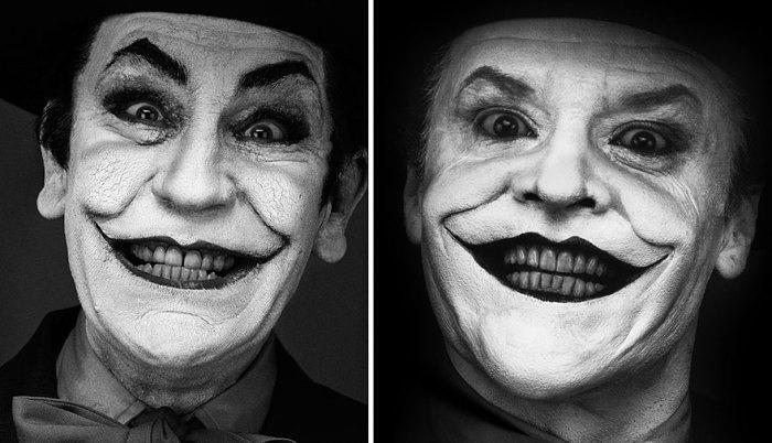 Сандро Миллер, Херб Ритц / Джек Николсон, Лондон (1988 год), 2014 год.