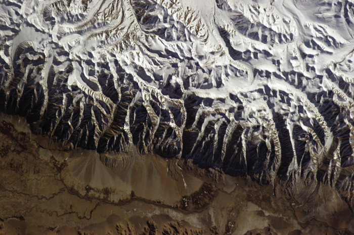 Гималаи, Южная Азия.