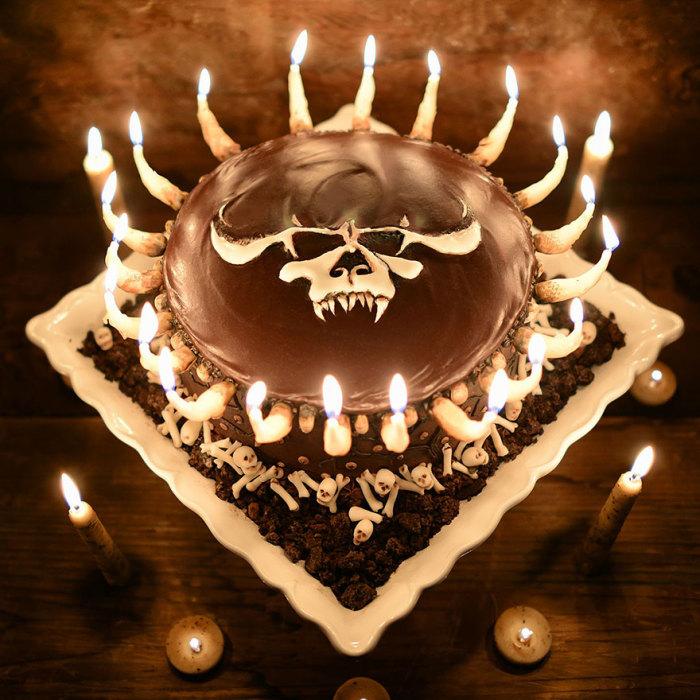 Праздничный торт от Кристин Макконнелл (Christine McConnell).