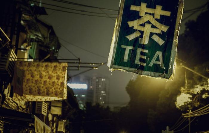 Коллекция снимков Шанхая от американского фотографа.