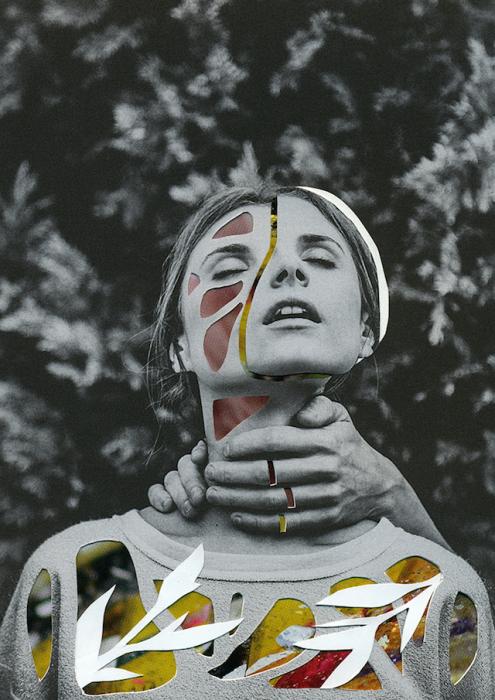 Коллекция сюрреалистических работ от художницы из Испании.