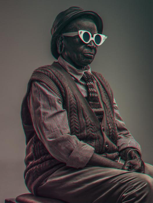 Портреты жителей Найроби от Osborne Macharia.